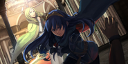 Lucina saving Emerina