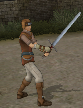 File:Iron Sword (FE10).png