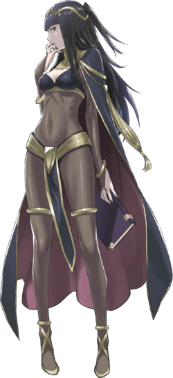Tharja (FE13 Artwork)