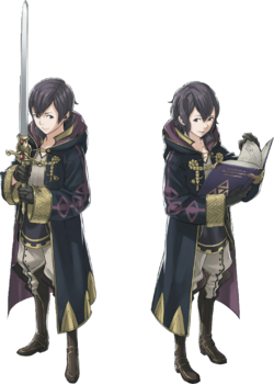 Morgan (FE13 Artwork)