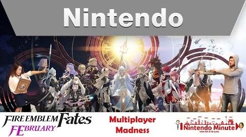 Nintendo Minute – Fire Emblem FEbruary Multiplayer Madness