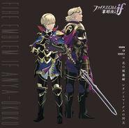 Fates Drama CD - Conquest 1