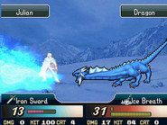 FE12 Ice Breath