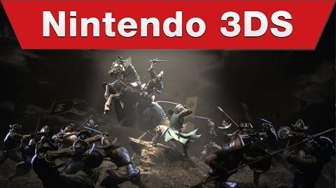 Nintendo 3DS - Fire Emblem Teaser Trailer