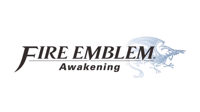 Fire Emblem Awakening clean logo