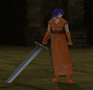 FE9 Swordmaster (Mia)