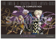 Fates Drama CD sticker 2