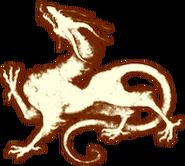 Wind Dragon Symbol