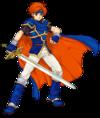 Roy (Binding Blade Artwork)