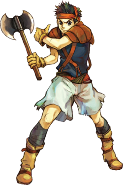 Ross (FE8 Artwork)