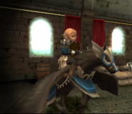 FE 13 Dark Flier (Female Morgan)