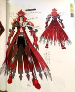 TMS Touma (Mirage Master) main concept artwork