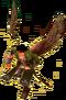 FE9 Tibarn Hawk (Untransformed) Sprite
