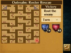 Roster Rescue Map