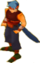 FE9 Ranulf Cat (Untransformed) Sprite