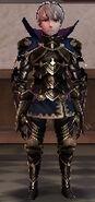 FE14 Dark Knight Dismounted (Leo)