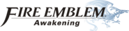 Fire Emblem Awakening English Logo