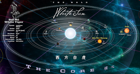 firefly solar system map - photo #2