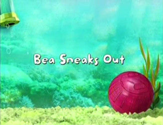 Bea Sneaks Out title card