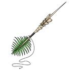 Palm-spear
