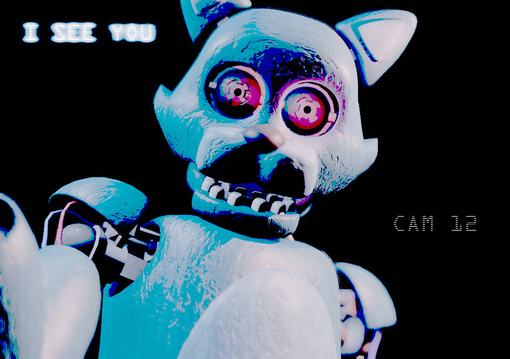 New Animatronic Five Nights At Freddys Sparky Youtube
