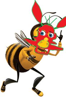 Bee foxy