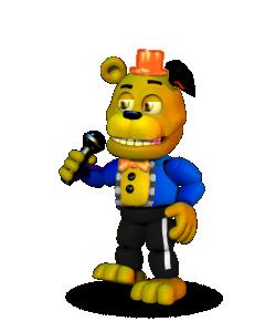 Goldbearidle