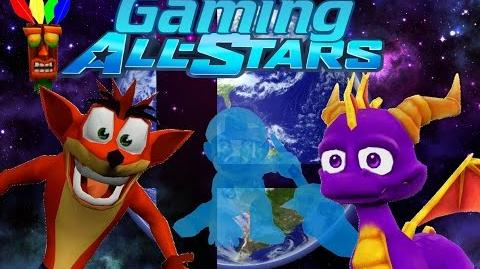 Gaming All-Stars S1E3 - Crash To Insanity