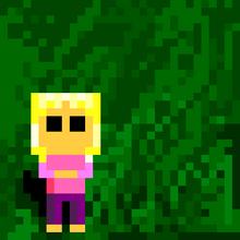 Pixel Ella-Close Up