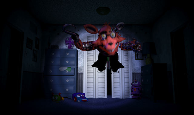 File:Foxy Jumpscare.png