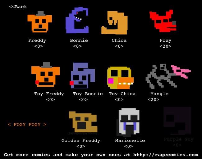 Image mini fnaf2 foxy foxy jpg five nights at freddy s fanon wiki