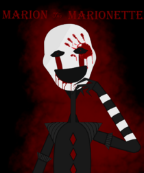 Marion the Marionette