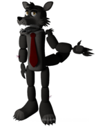Wesley the Wolf new model with watermark