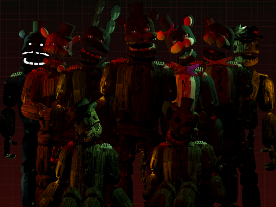 The Return To Freddy s v1 1 - скачать игру