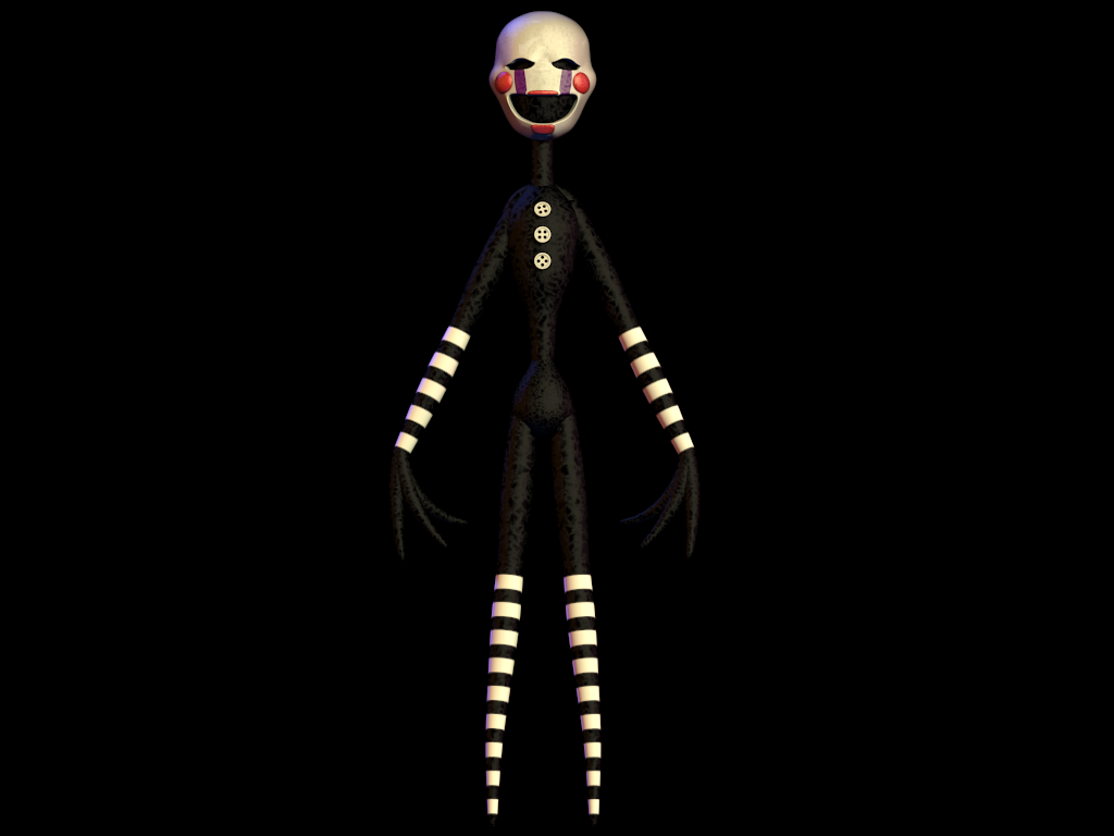 The puppet five nights at freddy s top down wiki fandom powered