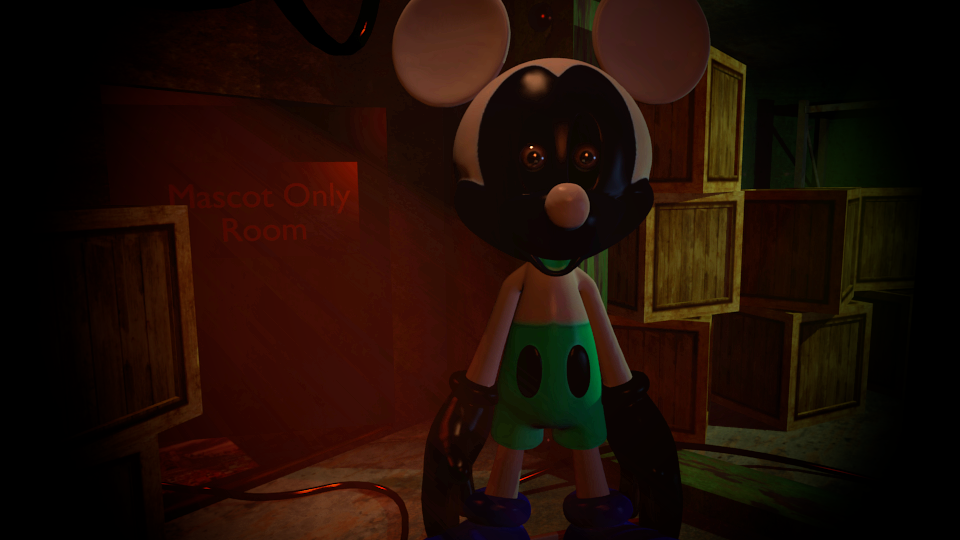 True Mickey Gallery Five Nights At Treasure Island
