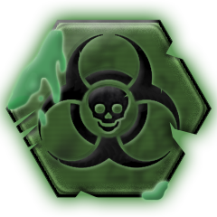 Radioactive badge l6