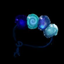 Too Blue Bracelet