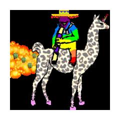 File:Pipito the rainbow gorilla pet.png