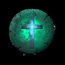 L1 angelic badge