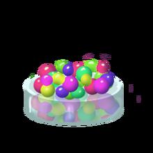 Ball sprinkles