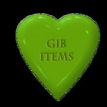 Gib Items