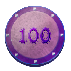 100 Casino Token