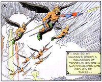 Hawkmencomics