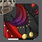 Crimson Silk Sash
