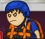 Nick angry
