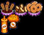 Thanksgiving toppings