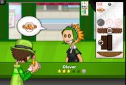 Clover ordering