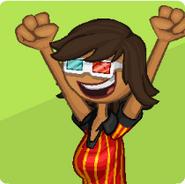 Rita 3D glasses