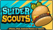 Slider Scouts icon on the homepage
